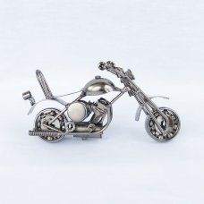 Chopper Motorbike nuts and bolts