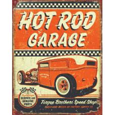 Hot Rod Garage Orange