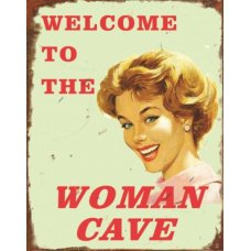 Welcome to the Woman Cave