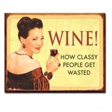 How Classy People Get Wasted