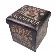 Garage Storage Seat/Box