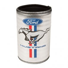 Ford Mustang Metallic Can Cooler