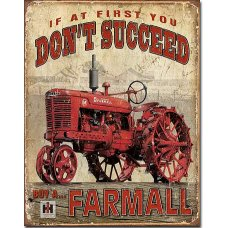 If at First you don't succeed - Farmall