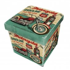 Motorbike Storage Seat/Box