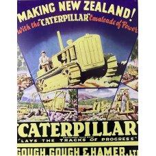 Cat NZ Sign