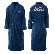 Ford Men's Long Sleeve Robe