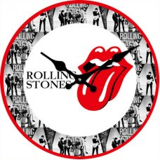 The Rolling Stones 30cm Clock
