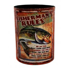 Fisherman's Rules Can Cooler