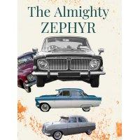 The Almighty Zephyr Tin Sign
