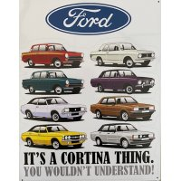 It's a Cortina Thing