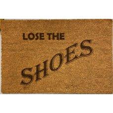 Lose the Shoes Door Mat