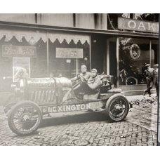 Vintage Racer Tin Sign
