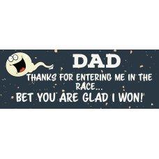 Dad Thanks