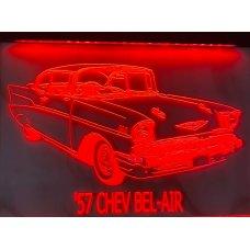 57 Chev Belair Large LED