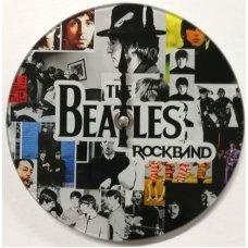 Beatles Band Clock