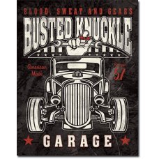 Busted Knuckle - Rod