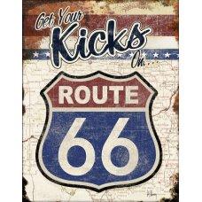 Rt 66 Kicks