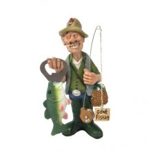 Fisherman Bottle Opener
