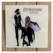 Fleetwood Mac Clock