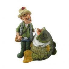 Fisherman Money Box