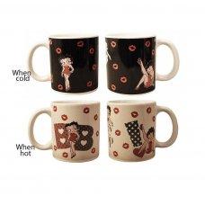 Betty Boop Change Mug