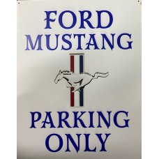Ford Mustang Parking Large